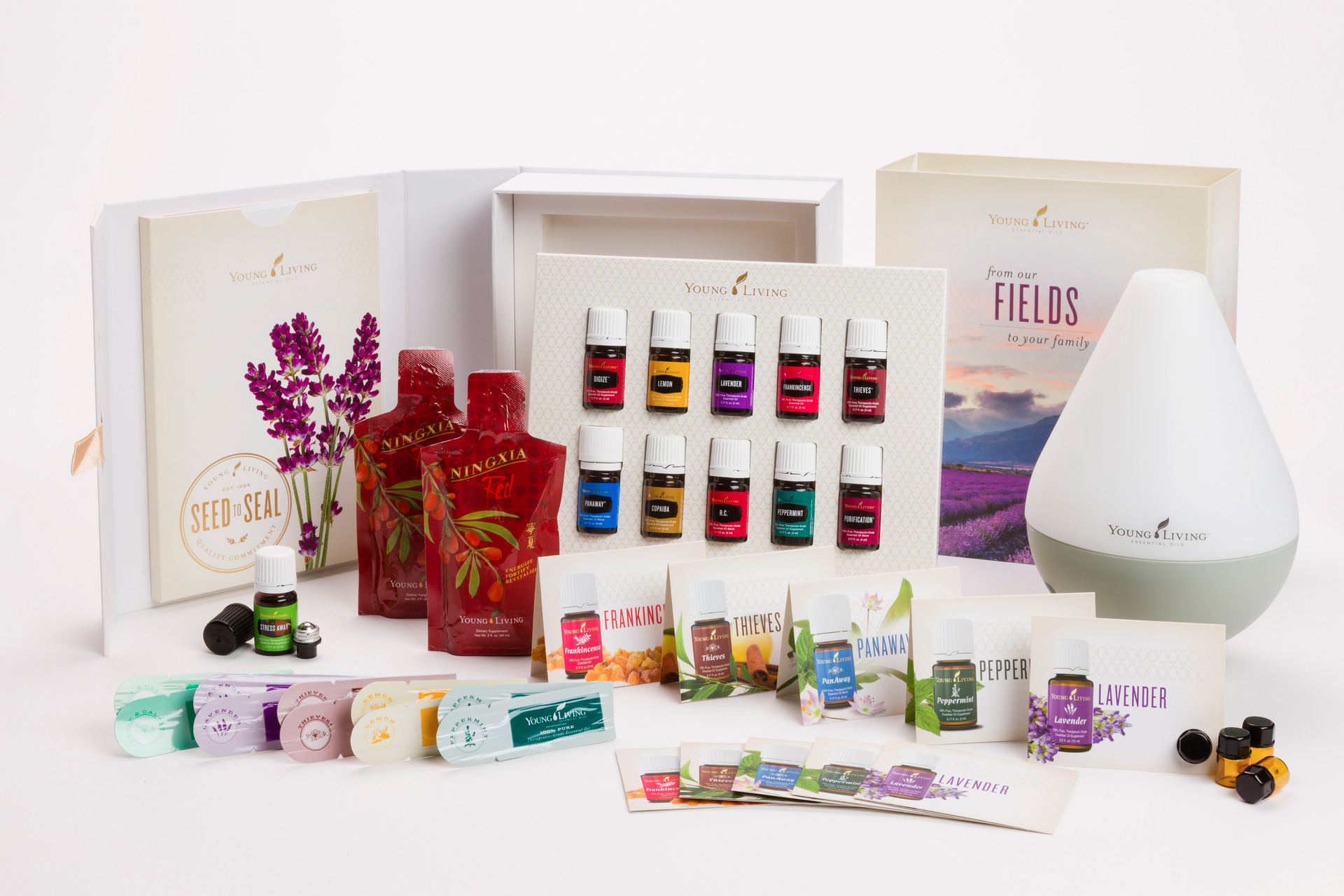 Ätherische Öle - Young Living